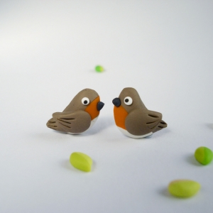 Robin Earrings