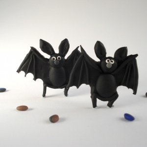 Fables Bat Brooch