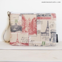 iPad mini or 7 inch tablet case - Paris