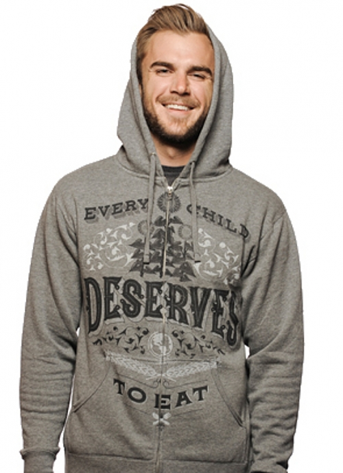 Men's Brown Hoodie