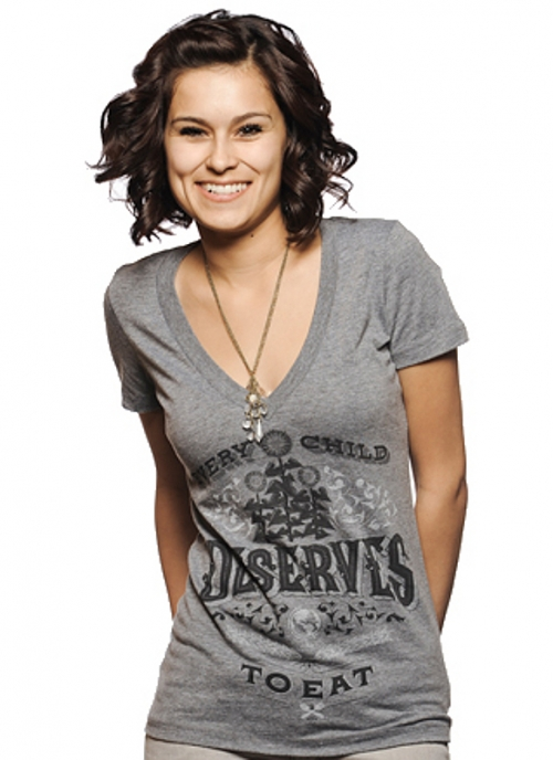 Women's Gray Tee