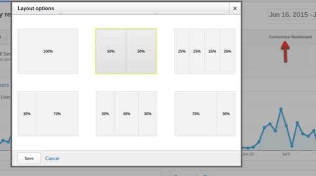 google-analytics-dashboard-layout