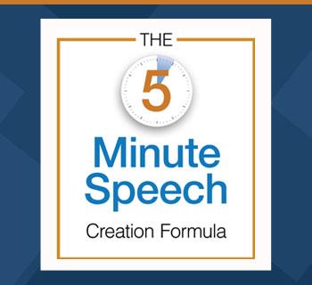 5 minute presentation