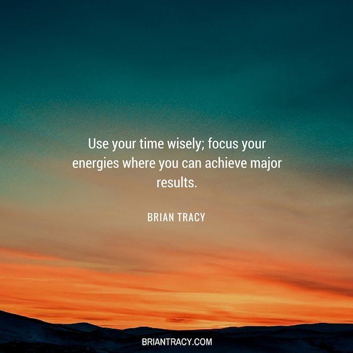 Brian-Tracy-Quote-use-your-time-wisely