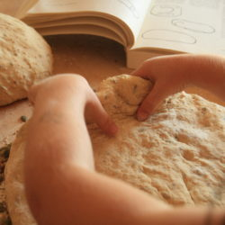 Nurtured by Nature Booklist: From Grain to Bread