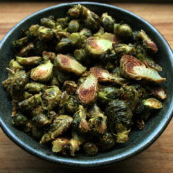 Brussels Sprouts, Finally!