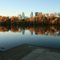 Minneapolis Autumn in Pictures