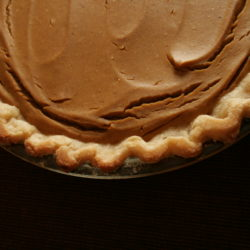 "Winter Squash ""Pumpkin"" Pie"