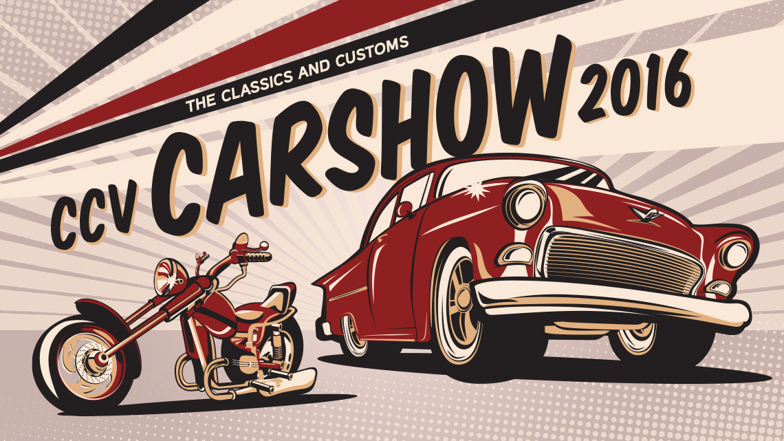 The Classics & Customs CCV Carshow 2016