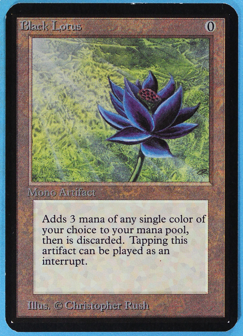 Black Lotus  Cardmarket