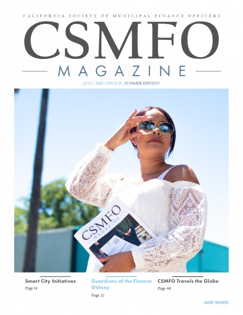 CSMFO Magazine – July 2018