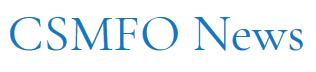 CSMFO News Logo