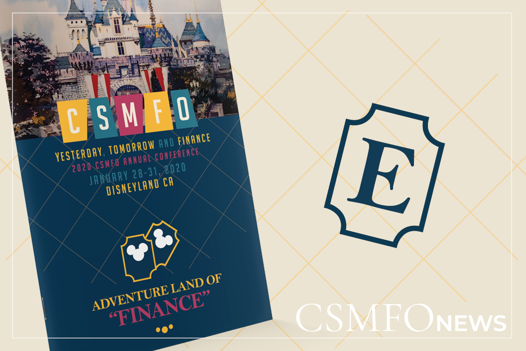 2020 CSMFO Yesterday, Tomorrow and Finance : E-Ticket Adventures