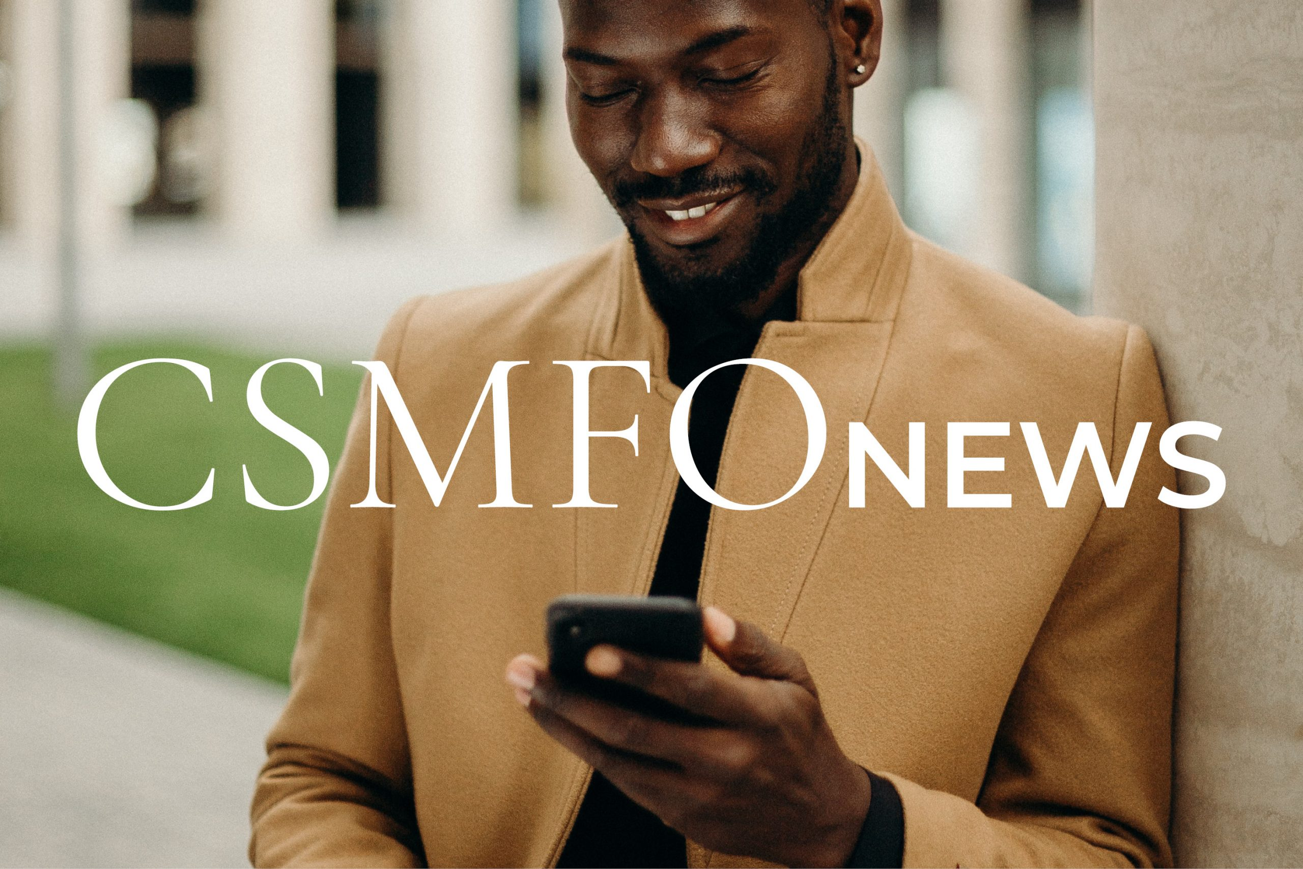 Introducing The CSMFO App!