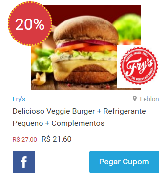 cupom hamburguer 3