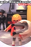 High Explosives Playmobil