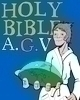 Holy Bible the Albino Ginger version