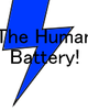 The Human Battery
