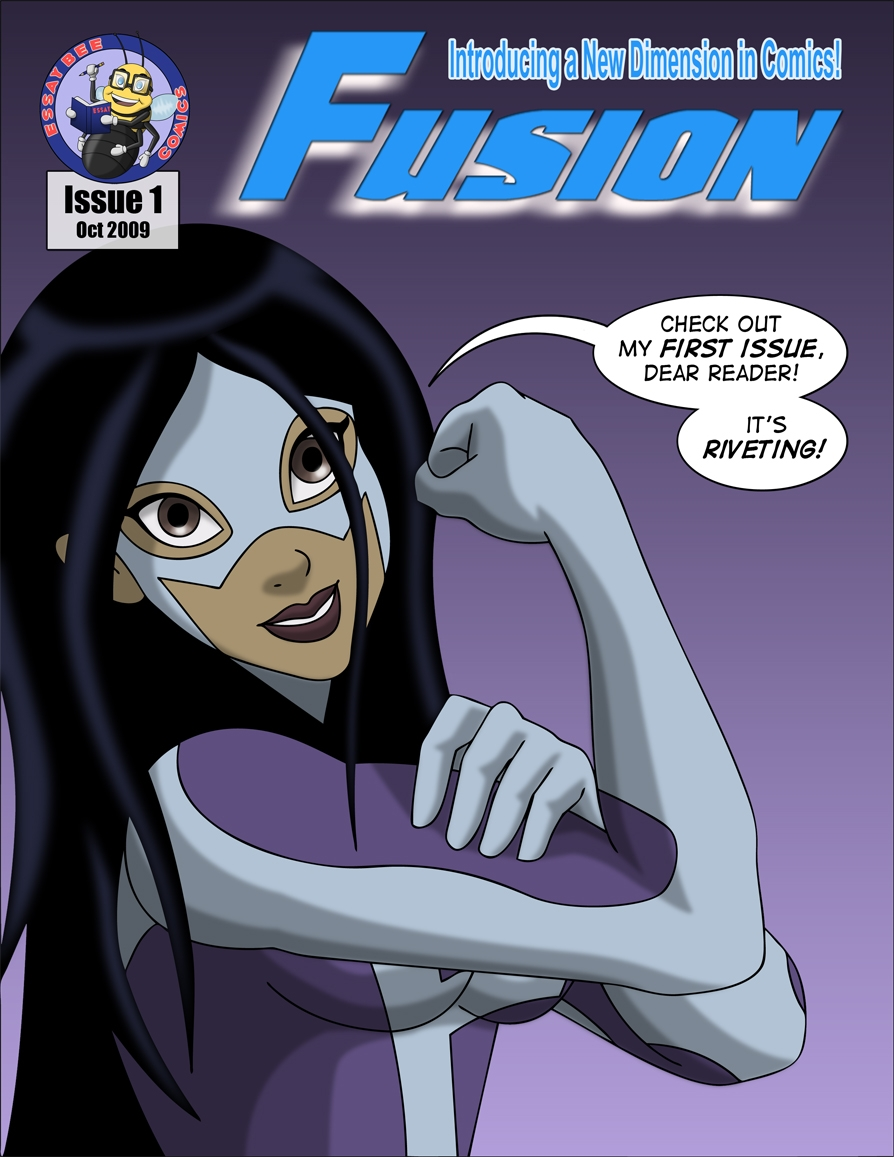 essay bee comics fusion The crossoverlord is a superhero action comic that fusion from essay bee comics  presents fusion, captain perfect, majestic knight from the eponymous webcomic.