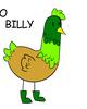 No Billy