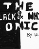 The Black and White Comic