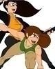 Sarah and Beth vs The Krampus