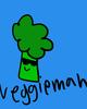 the adventures of veggie