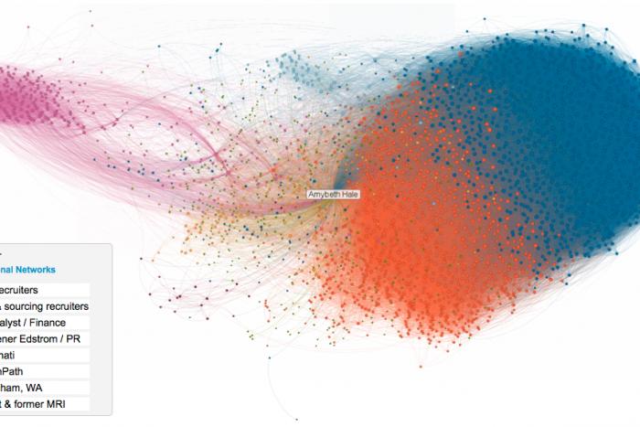 LinkedIn Map ABH