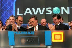 Lawson at NASDAQ