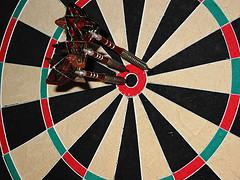 bullseye Jake Sutton