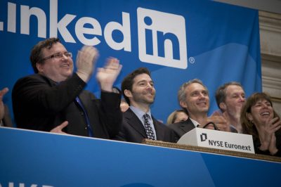 LinkedIn / NYSE Euronext / Valerie Caviness