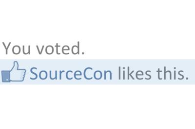 soucecon likes votes