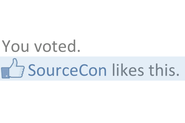 soucecon likes votes