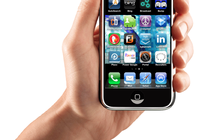 iPhone sourcing apps