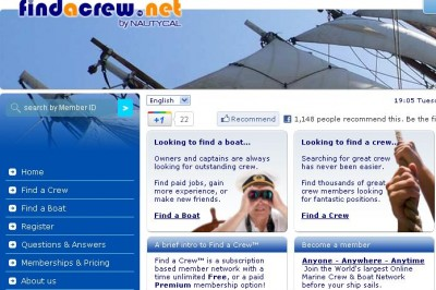Find a crew