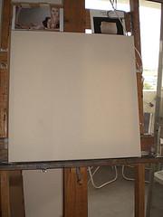blank canvas by Chris Palmer