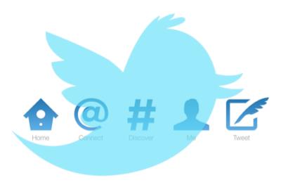 new Twitter updates