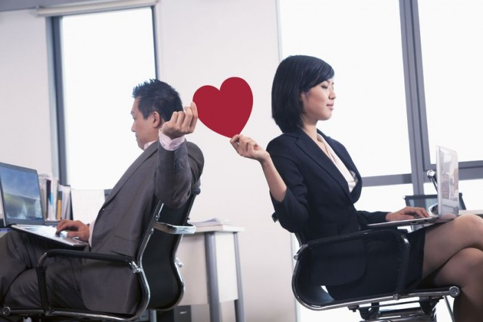 A Valentine's Day Sermon: Why Office Relationships Are Self-Destructive