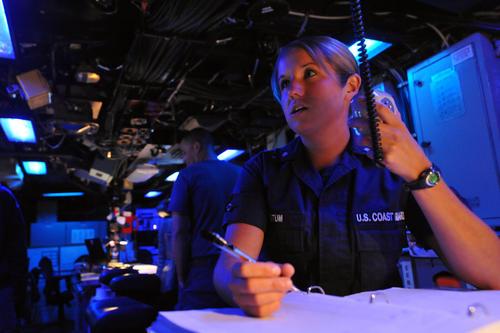 Petty Officer 3rd Class Danielle Tatum