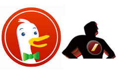 duckduckgo and blekko