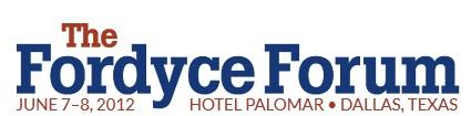 Fordyce Forum 2012