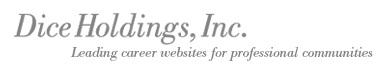 Dice Holdings logo