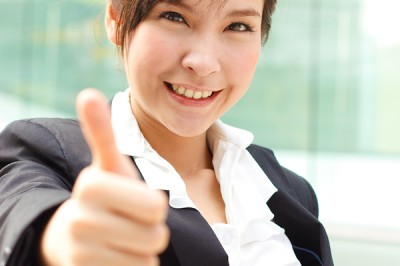 Thumbs up image by Bigstock