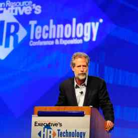 HR Technology Co-Chair Bill Kutik doing what he does best.