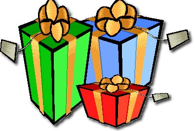 3 gifts