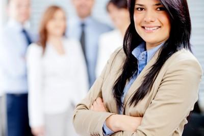 Female women leaders
