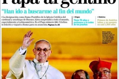 Pope Argentina