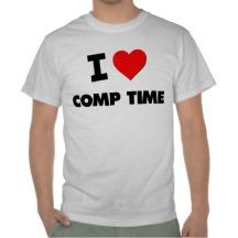 Comp time