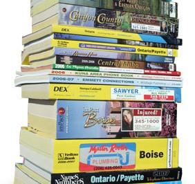 phone-books