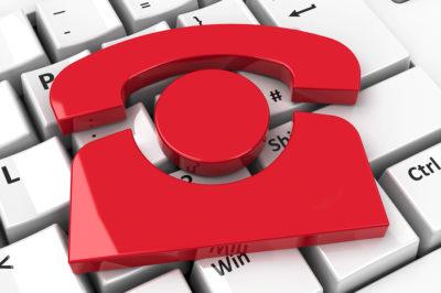 bigstock-Phone-Icon-On-Keyboard-44657566